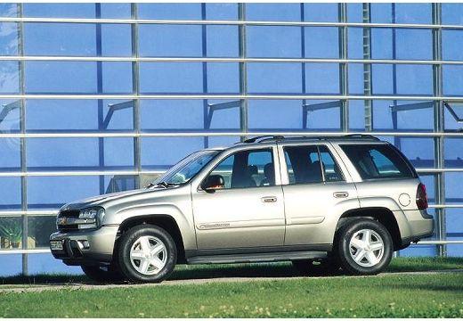 CHEVROLET TrailBlazer 5.3 LS 4WD Kombi I 5.4 300KM (benzyna)