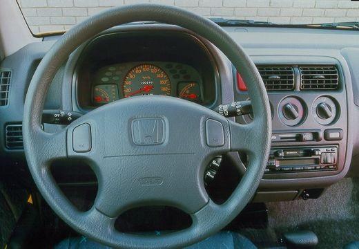 HONDA Logo hatchback tablica rozdzielcza