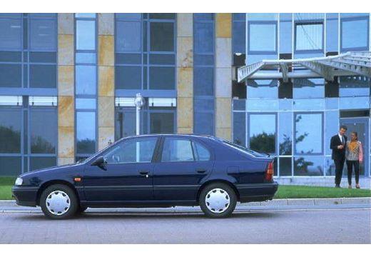 NISSAN Primera 1.6 SLX klm Hatchback I 102KM (benzyna)