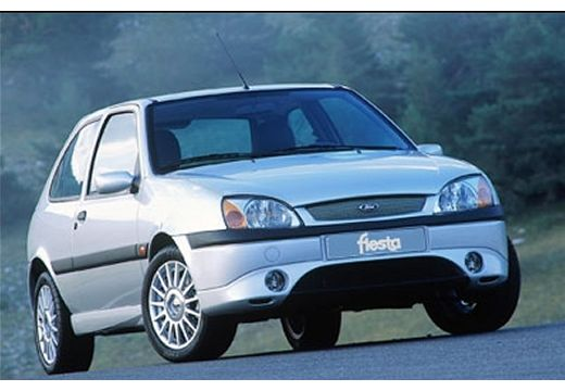 FORD Fiesta Hatchback IV