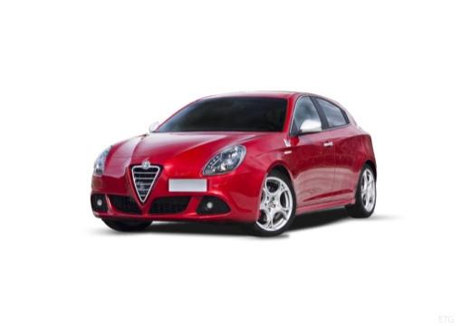 ALFA ROMEO Giulietta II hatchback przedni lewy