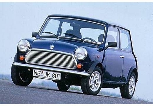 ROVER Mini hatchback czarny przedni lewy