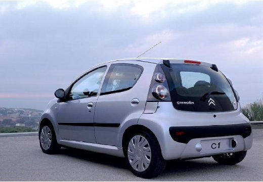 CITROEN C1 1.0i Magic Hatchback I 68KM (benzyna)