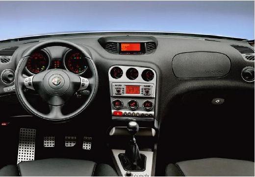 ALFA ROMEO 156 Sportwagon II kombi tablica rozdzielcza