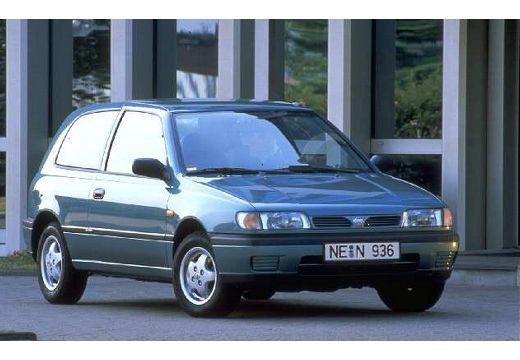 NISSAN Sunny 1.6 SLX Hatchback II 95KM (benzyna)