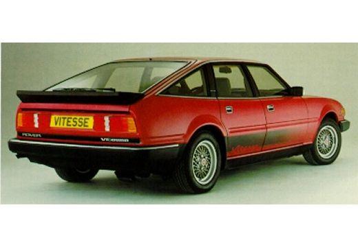 ROVER SD 2000 - 3500 hatchback czerwony jasny tylny prawy