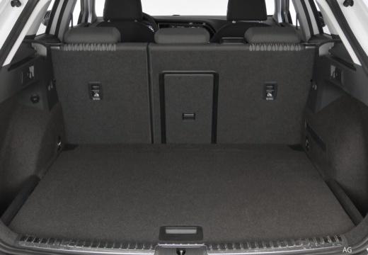 SEAT Leon ST II kombi przestrzeń załadunkowa