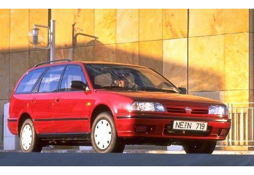 NISSAN Primera 2.0 D LX Kombi I 75KM (diesel)