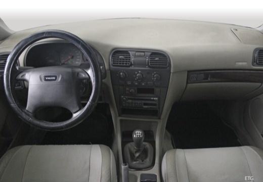 VOLVO S40 III sedan tablica rozdzielcza