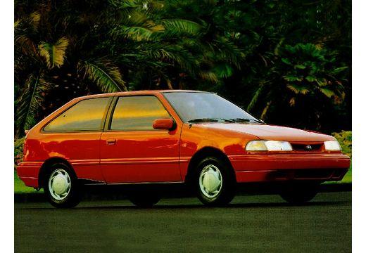 HYUNDAI Pony 1.5 GLSi Hatchback II 83KM (benzyna)