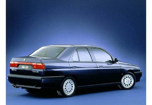ALFA ROMEO 155 I sedan niebieski jasny tylny prawy