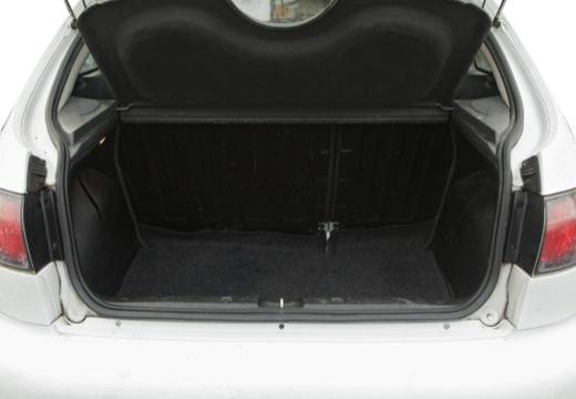 DAEWOO / FSO Lanos FSO hatchback przestrzeń załadunkowa