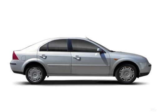 FORD Mondeo III hatchback boczny prawy