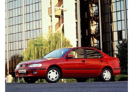 NISSAN Primera 1.6 Competence Sedan II 100KM (benzyna)