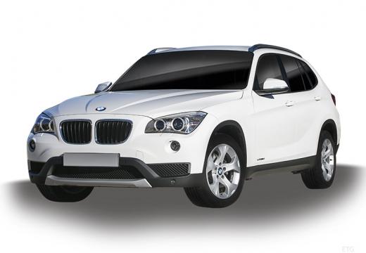 BMW X1 X 1 E84 II kombi biały