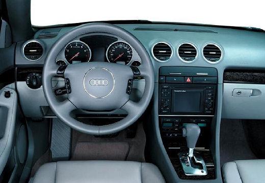 AUDI A4 Cabriolet 8H I kabriolet tablica rozdzielcza
