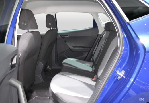 SEAT Ibiza VIII hatchback wnętrze
