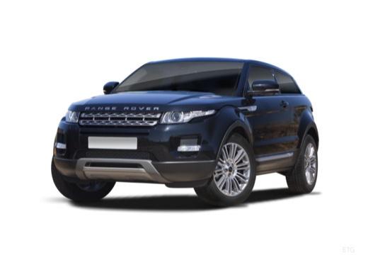 LAND ROVER Range Rover Evoque I kombi przedni lewy