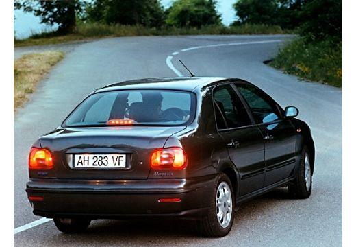 FIAT Marea 1.9 JTD 105 SX Sedan I 2.0 105KM (diesel)