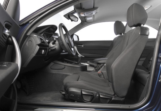 BMW Seria 2 F22 I coupe wnętrze
