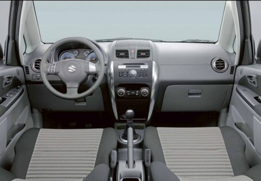 SUZUKI SX4 II hatchback tablica rozdzielcza