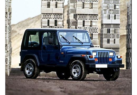 JEEP Wrangler II hardtop niebieski jasny przedni prawy