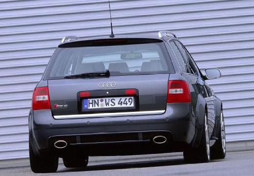AUDI A6 /S6 Avant 4B II kombi szary ciemny tylny prawy