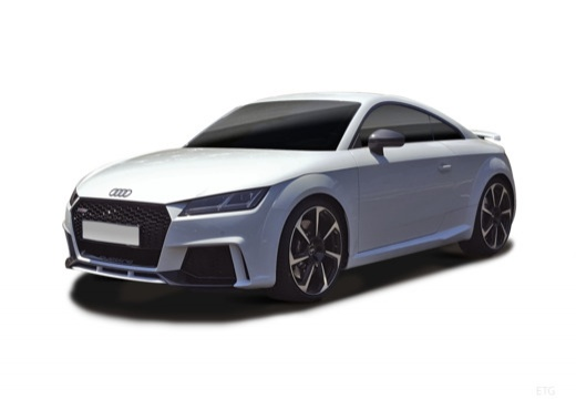 AUDI TT RS Quattro S tronic Coupe III 2.5 400KM (benzyna)