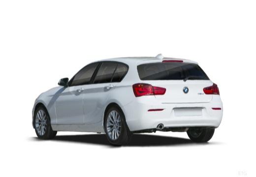 BMW Seria 1 F20 II hatchback tylny lewy