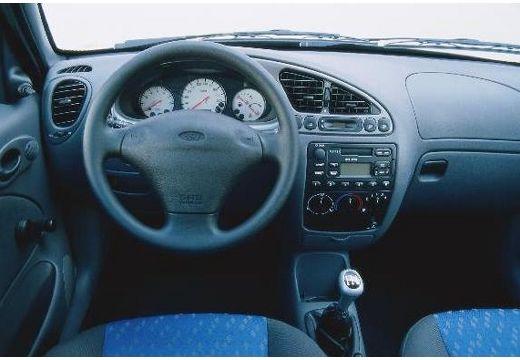 FORD Fiesta hatchback tablica rozdzielcza