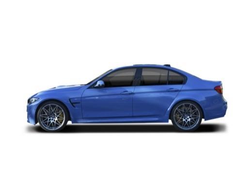 BMW Seria 3 F30/F80 sedan boczny lewy