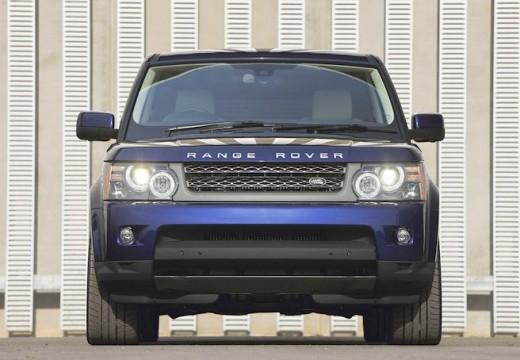 LAND ROVER Range Rover Sport III kombi niebieski jasny przedni