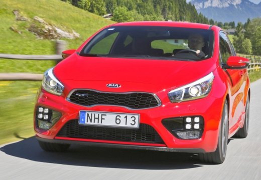 KIA Ceed Hatchback Proceed IV