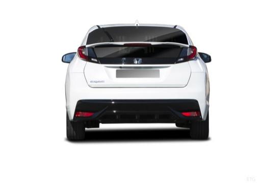 HONDA Civic IX hatchback tylny