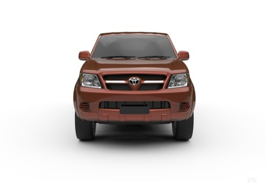 Toyota HiLux III pickup przedni