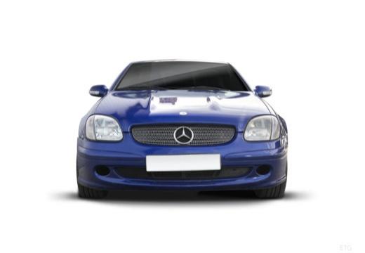 MERCEDES-BENZ Klasa SLK SLK R 170 kabriolet przedni