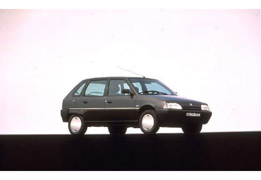 CITROEN AX 11 Tonic Hatchback I 1.2 60KM (benzyna)