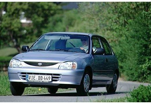DAIHATSU Charade II hatchback niebieski jasny przedni lewy