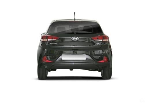 HYUNDAI i20 hatchback tylny