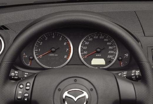 MAZDA 2 I hatchback tablica rozdzielcza