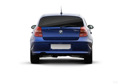 BMW Seria 1 E87 II hatchback tylny