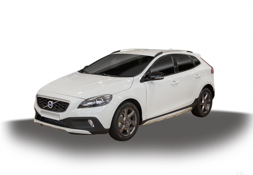 VOLVO V40 Cross Country I hatchback biały