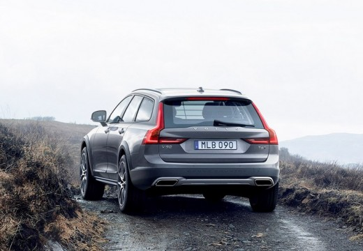 VOLVO V90 Cross Country kombi silver grey tylny lewy