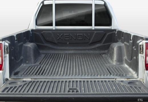 TATA Xenon pickup przestrzeń załadunkowa