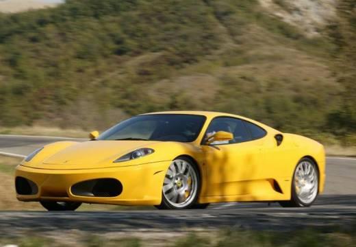 FERRARI 430 F coupe żółty przedni lewy