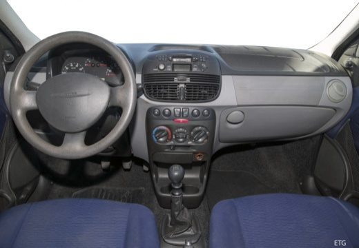 FIAT Punto II I hatchback tablica rozdzielcza