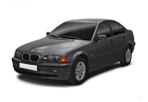 BMW Seria 3 E46 sedan przedni lewy