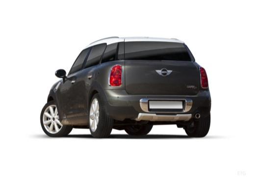 MINI [BMW] Mini MINI Countryman kombi tylny lewy