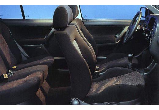 VOLKSWAGEN Golf III hatchback wnętrze