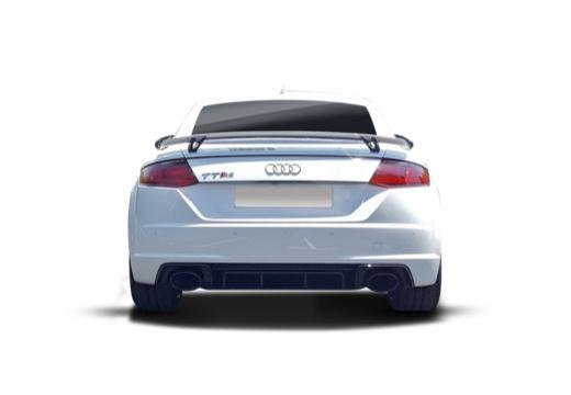 AUDI TT III coupe tylny